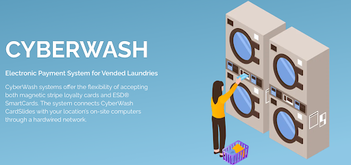 Benefits of the CyberWash Payment System